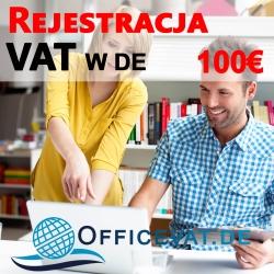 rejestracja VAT w Niemczech